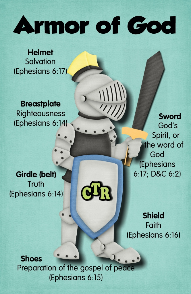 The Armor of God | Families are Forever.